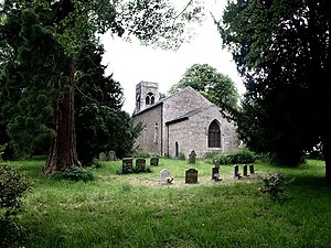Fillingham - St Andrew's Church, Fillingham