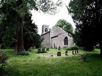 Fillingham - St Andrew's Church, Fillingham