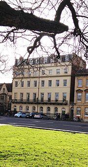 St Benet's Hall