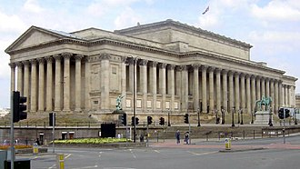 National Museums Liverpool - St. George's Hall