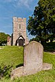 St Margaret's Church, Broomfield (geograph 3008883).jpg