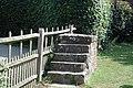 St Margaret, Horsmonden, Kent - Churchyard - geograph.org.uk - 323904.jpg