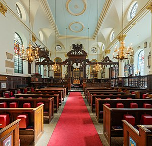 St Margaret Lothbury - St Margaret Lothbury interior
