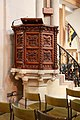 St Mary, Aylesbury - Pulpit - geograph.org.uk - 2610731.jpg