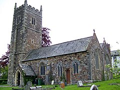 St Michaels Church, Doddiscombsleigh - geograph.org.uk - 1308300.jpg