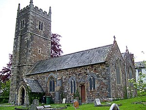 Doddiscombsleigh - Image: St Michaels Church, Doddiscombsleigh geograph.org.uk 1308300