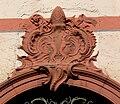 St Trudpert Prälatur Eingang Wappen Columban Blonsche.jpg
