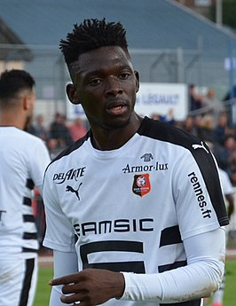 Stade rennais vs SM Caen, July 22nd 2017 - Traoré (1).jpg