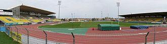 Stadium Municipal d'Albi - Image: Stadium albi