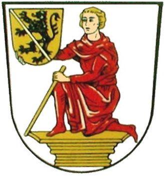Pottenstein, Bavaria - Image: Stadtwappen Pottenstein