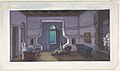 Stage design for Nikita Balieff's theatrical company called Chauvre-Souris, New York City MET DP804937.jpg