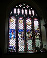 Stained glass window, Church of St Peter, St Paul and St Thomas of Canterbury - geograph.org.uk - 932154.jpg