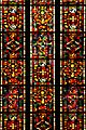Stained glass window - Couvent des Jacobins de Toulouse - France 2014.JPG
