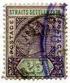 Stamp Straits Settlements 1892 25c.jpg