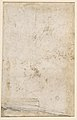Standing Virgin with Child, Two Heads at Upper Right (recto); Sketch of Steps (verso) MET DP809775.jpg