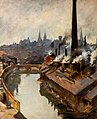 Stanhope Forbes Sheffield River and Smoking Chimneys 1915.jpg