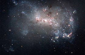 Image illustrative de l'article NGC 4449