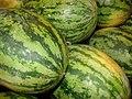 Starr-070730-7808-Citrullus lanatus-fruit-Foodland Pukalani-Maui (24594936590).jpg