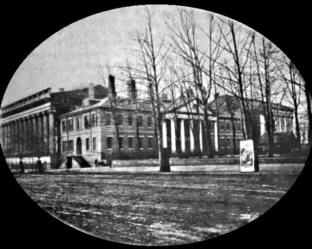 State Department Building, Washington, D. C., 1865