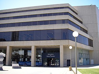 state library in Perth, Western Australia