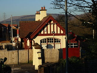 West Kilbride railway station railway station in North Ayrshire, Scotland, UK