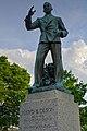 Statue of Floyd B. Olson, North Minneapolis 2017-08-02 - 1.jpg