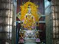Statue of Laxmi Narayan Temple.JPG