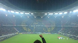 Eternal derby (Romania)
