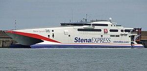 Stena Lynx III Rosslare