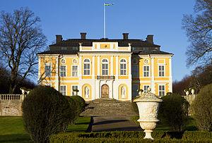 Steninge Palace - Image: Steninge Palace nov 2011 nr 2 Publish
