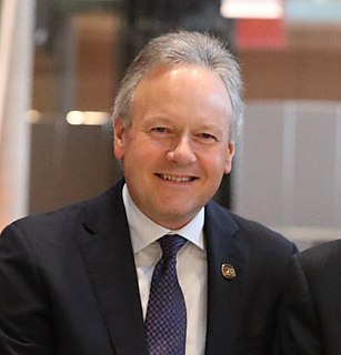 Stephen Poloz Canadian economist and ancient Bank of Canada governor