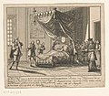 Sterfbed van koning Lodewijk I van Spanje, 1724, RP-P-2017-9716.jpg