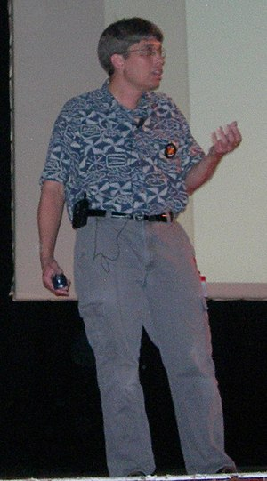 The Harry Potter Lexicon - Steve Vander Ark, creator of the Harry Potter Lexicon, speaking at the Sectus conference in London in 2007