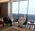 Steven Mnuchin meets with Ali Shareef Al-Emadi at Doha.jpg