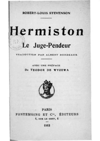 File:Stevenson - Herminston, le juge pendeur.djvu
