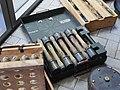 Stielhgr 24 ,Ben Junier ammo collection at the Overloon War Museum pic1.JPG
