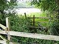 Stiles near Guildford Farm - geograph.org.uk - 472523.jpg