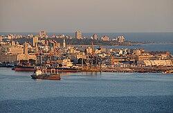 Hình nền trời của Montevideo