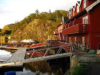 Stokkøya - Image: Stokkoya panoramio