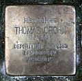 Stolperstein Bennigsenstr 17 (Fried) Thomas Crohn.jpg