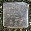 Stolperstein Heidenheimer Str 7 (Hermd) Johanna Seiffert.jpg