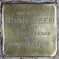 Stolperstein Joachim-Friedrich-Str 42 (Halsee) Selma Rosenstein.jpg