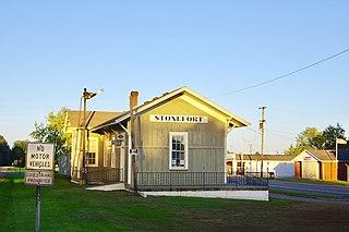 Stonefort, Illinois Village in Illinois, United States