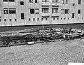 Stormschade in Amsterdam Huizen aan de Comeniusstraat hoek Johan Huizingalaan t, Bestanddeelnr 911-8410.jpg