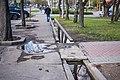 Street ditch after rain in Minsk 1.jpg