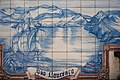 Streets of Funchal, wall mosaic details. Portugal, Autonomous Region of Madeira, Southwestern Europe-2.jpg