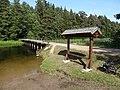 Studziany Las, mostek na Czarnej Hańczy - panoramio (96).jpg