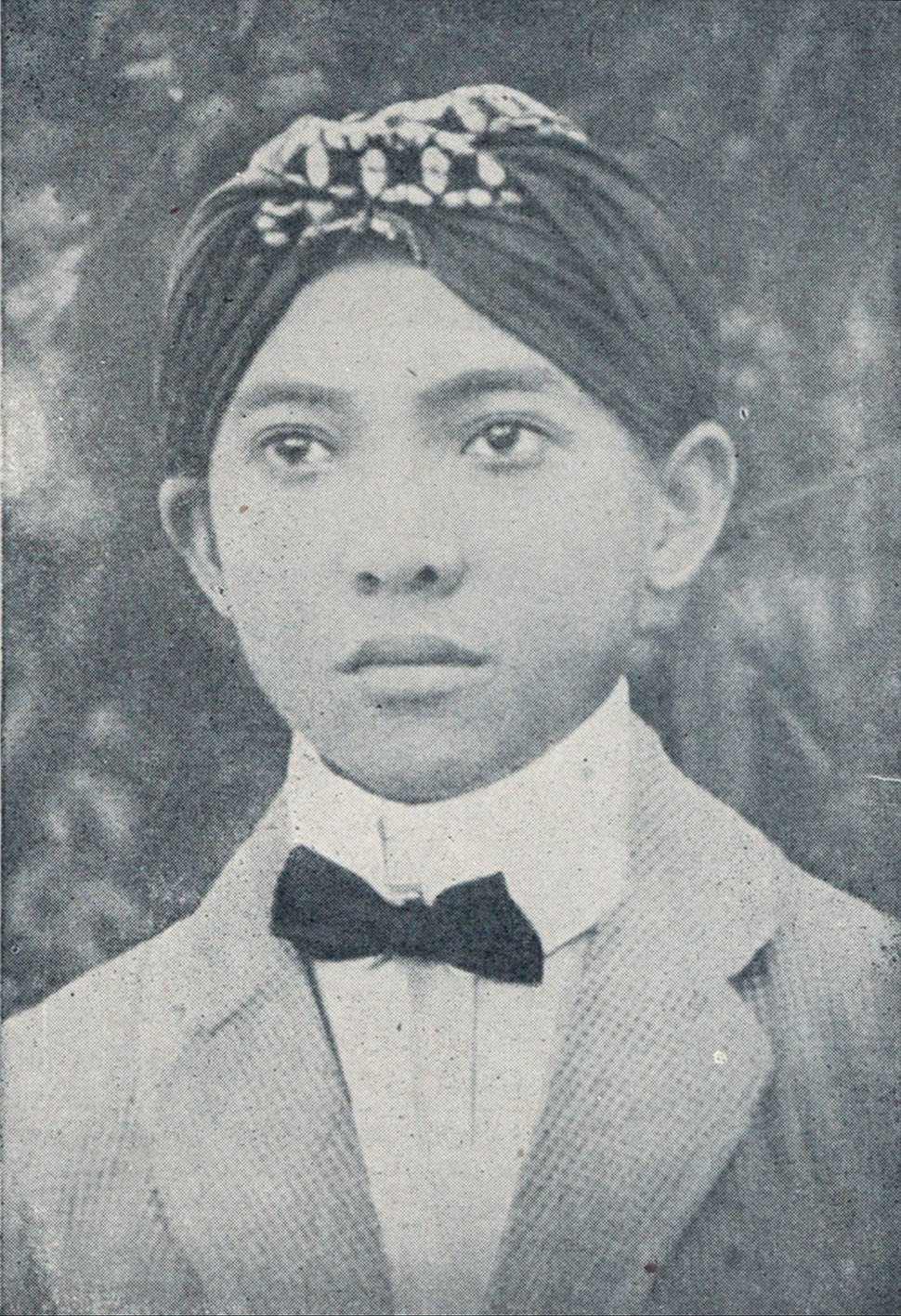 Sukarno as HBS student (1916), Bung Karno Penjambung Lidah Rakjat 225