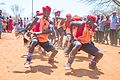 Sukuma tribe traditional Dance by Mchele Mchele group.jpg