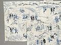 Summer Kimono (Yukata) with Illustrations from the 1802 novel 'Hizakurige' (Shank's Mare) by Ikku Jipensha (1765-1831) LACMA M.2006.37.6 (4 of 9).jpg